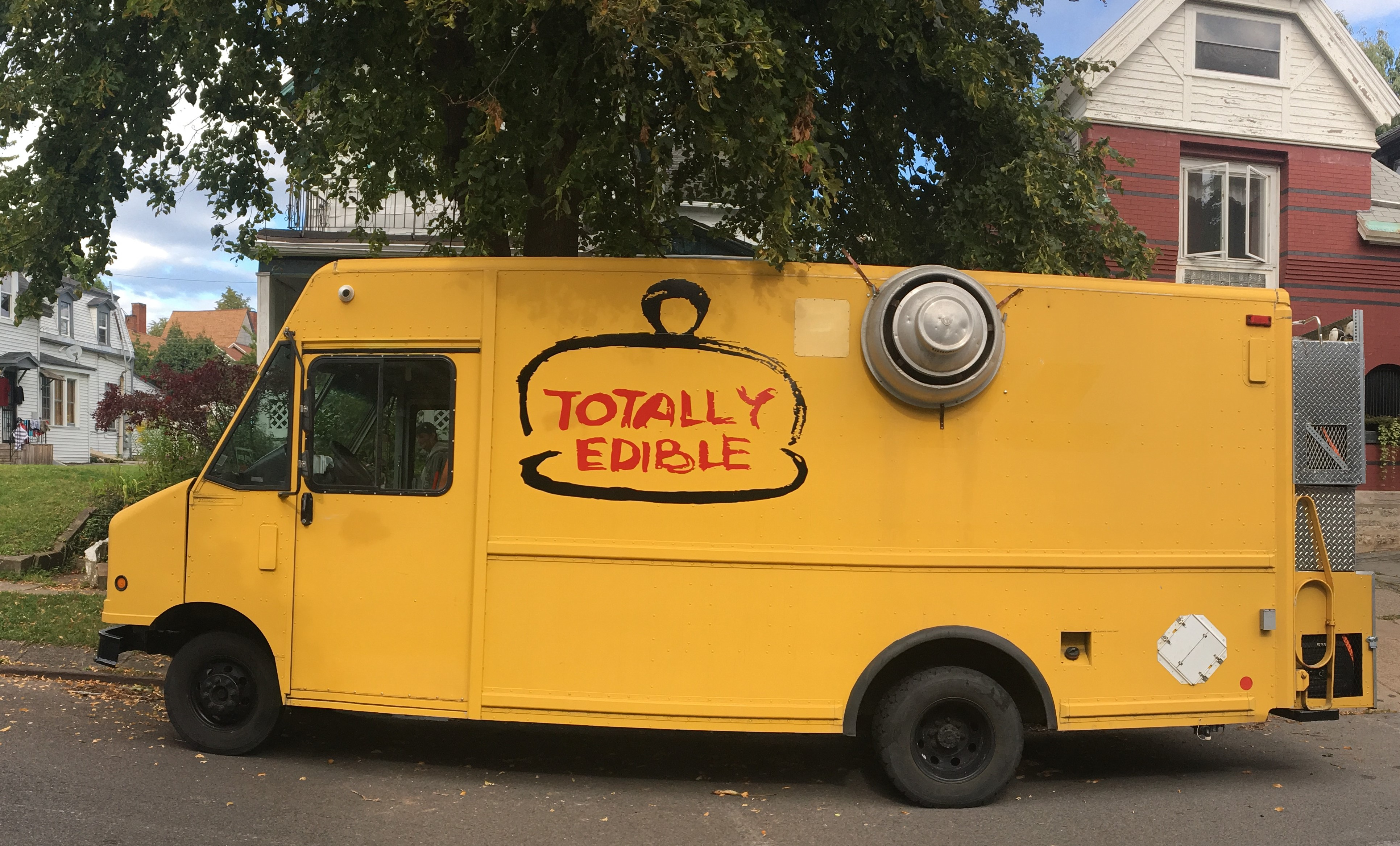 Totally Edible Food Truck